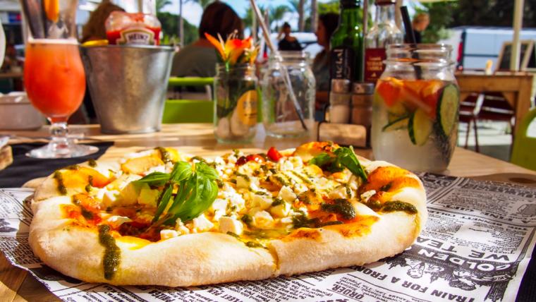 Pizza Bondi Ibiza